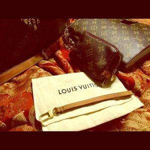 Louis Vuitton Wapity Trousse Wristlet
